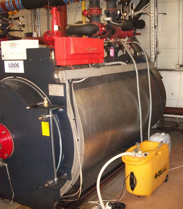 Промывка теплообменников самара пластинчатый теплообменник swep каталог