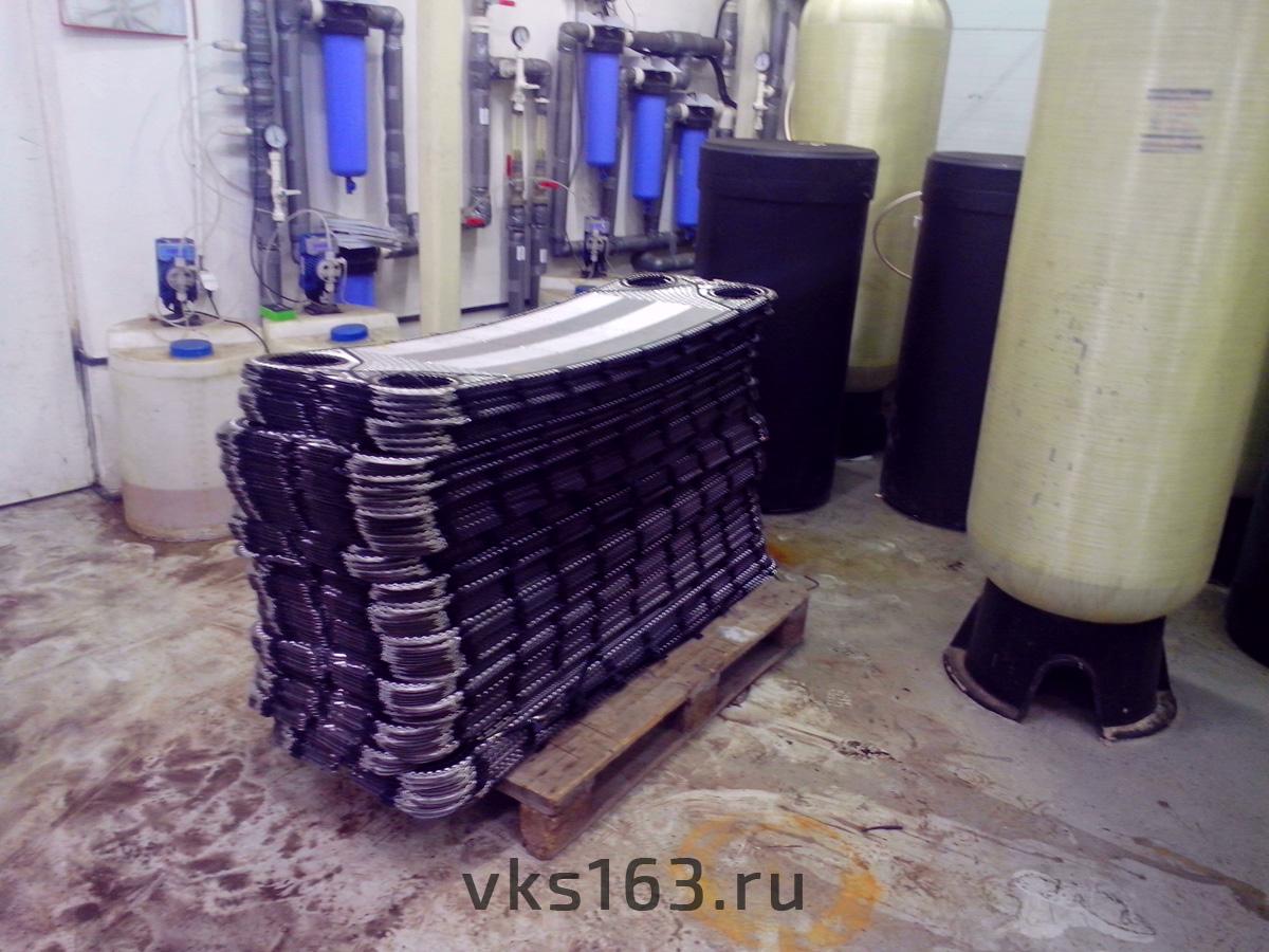 Промывка котлов и теплообменников в самаре схема обвязки теплообменника на котельной